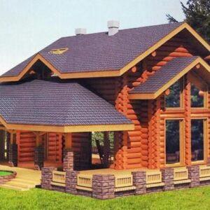 Срубы домов 150 - 200 м2